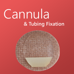Cannula & Tubing Fixation