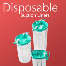 Disposable Suction Liners