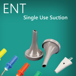 Mediplast ENT single-use suction