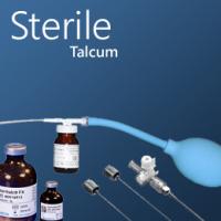 Sterile Talcum